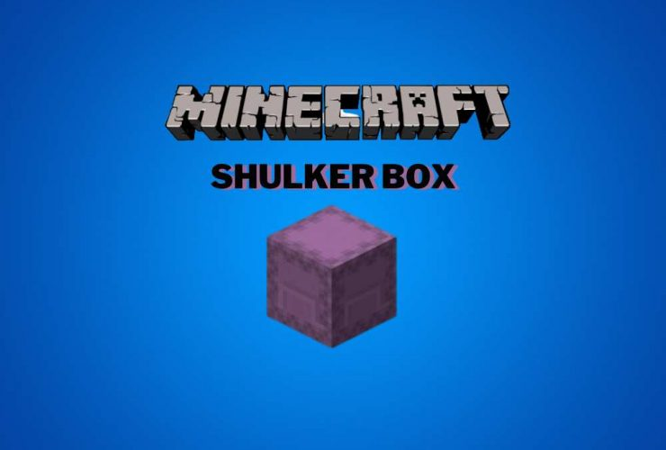 How to Make a Shulker Box in Minecraft