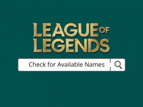 How to change your name in League of Legends game